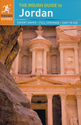 Rough Guide to Jordan, 6th edition