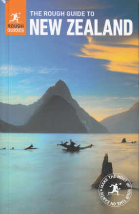 Rough Guide to New Zealand, 10th edition