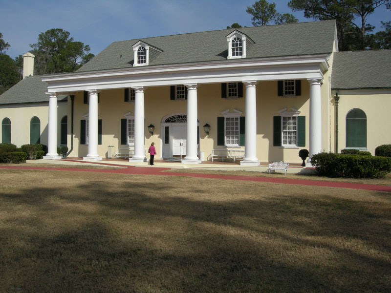 The Stephen Foster Museum in White Springs, Florida