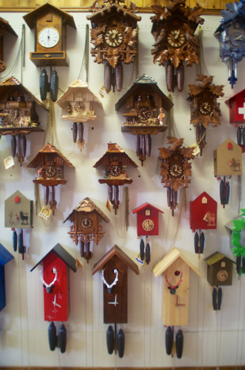 the heart of germany s cuckoo clock industry is in bavaria s black