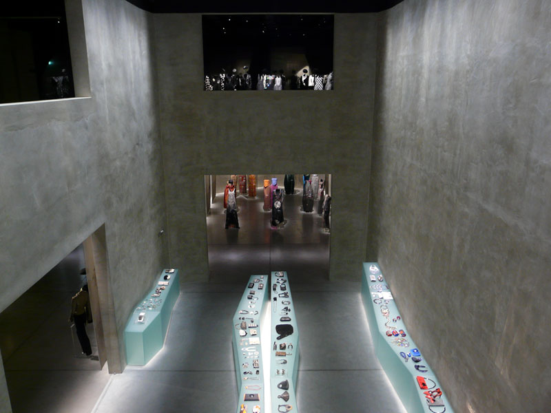 the best attitude e568b be363 Fashion houses Prada and Armani have both opened galleries ...